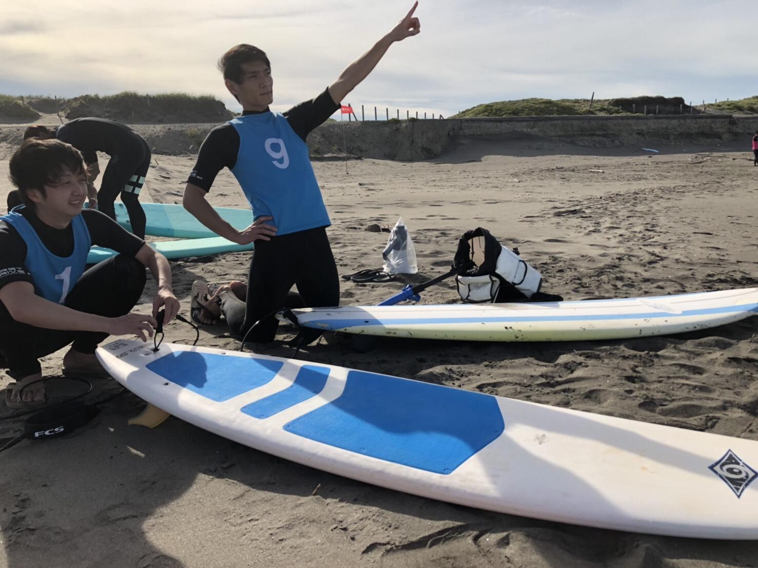 サーフィンスクール BEACH(ビーチ)